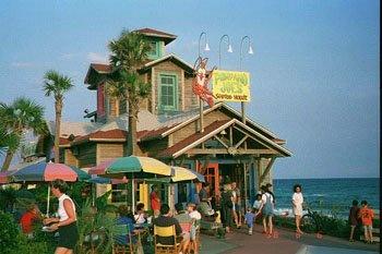 Pompano Joe's---our favorite place to eat in Destin,FL