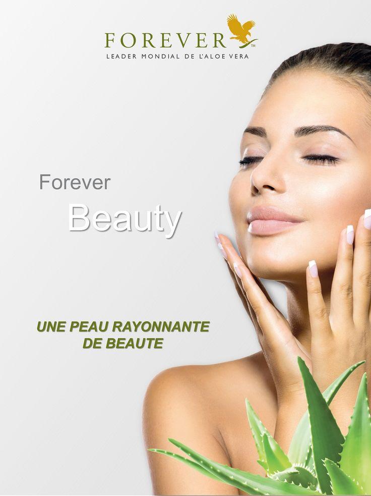 J-J ! Découvrez les soins de la peau Forever ! Rendez-vous sur www.foreverliving.fr :) #FLP #beauty