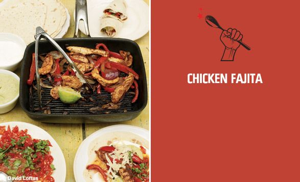 Chicken Fajita
