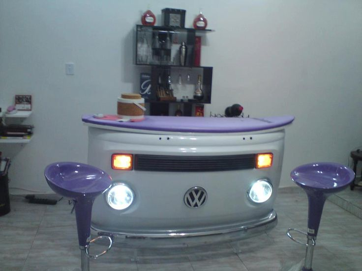 We love a VW bus - anywhere you use it! www.highroadorganizers.com