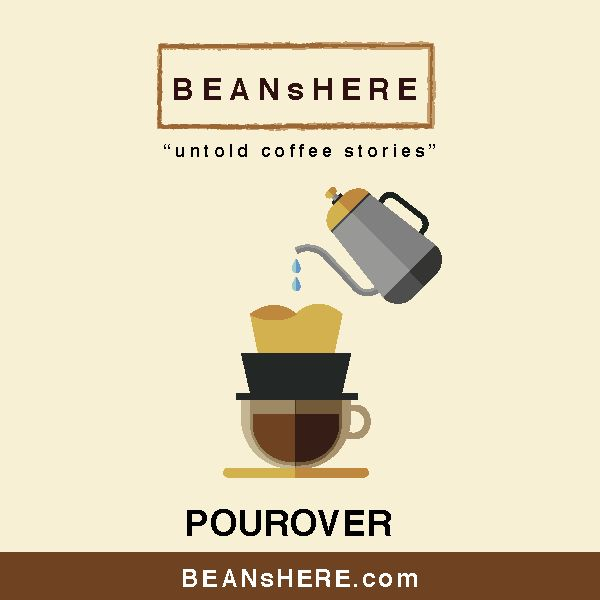Pour over by BEANsHERE