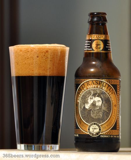 North Coast Brewing Company - Old Rasputin Russian Imperial Stout