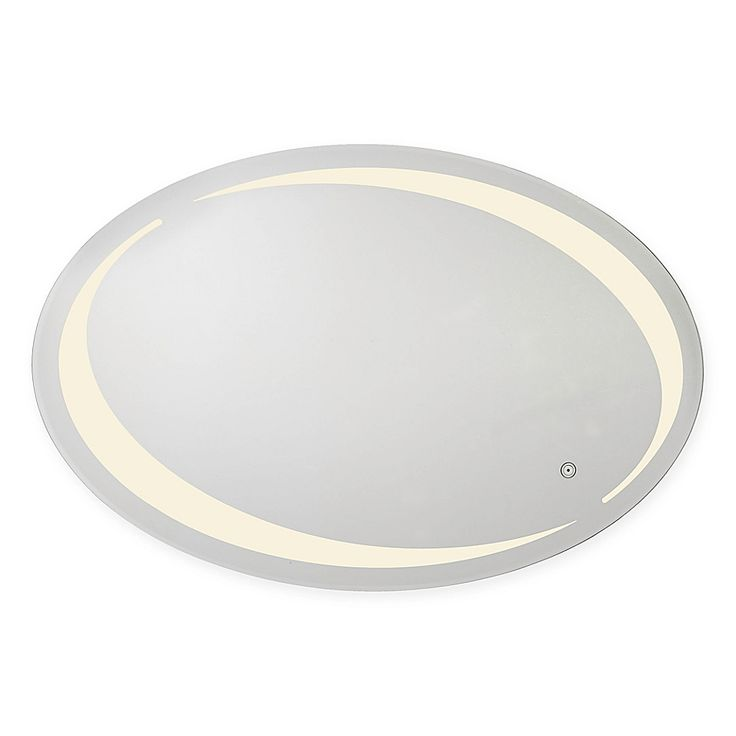 Kimball Young Sergena Led Warm Light Vanity Mirror In Clear Warm Clear Lighted Vanity Mirror Makeup Mirror With Lights Led