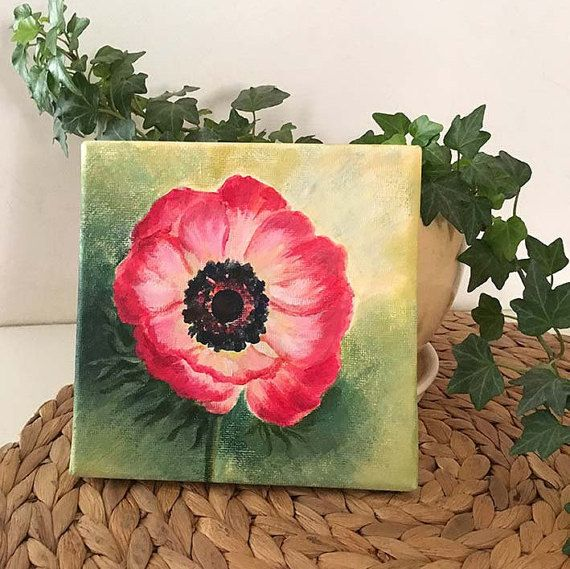 Anemone by AllaGorelik on Etsy