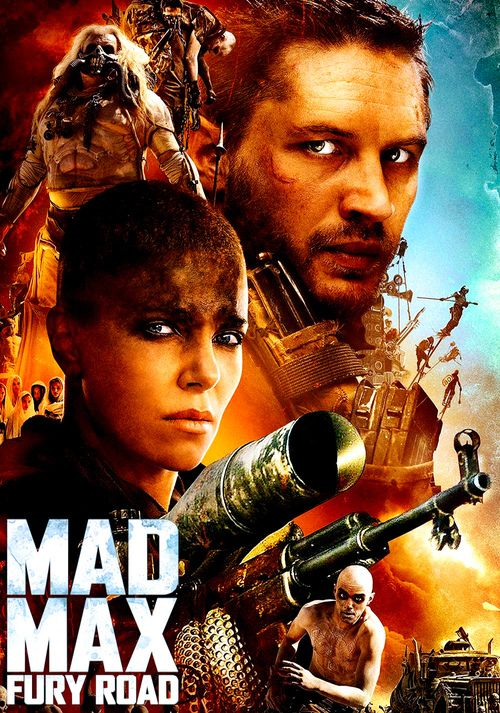 Watch Mad Max: Fury Road Full Movie Online