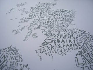 Scotland in words...