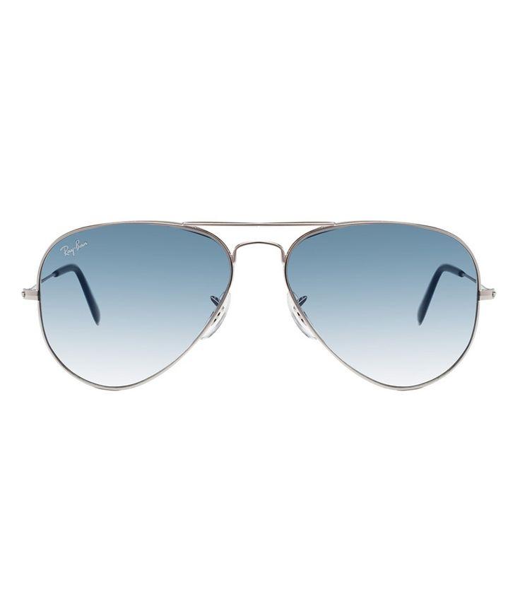 Ray-Ban RB3025 003/3f Medium Size 58 Aviator Sunglasses