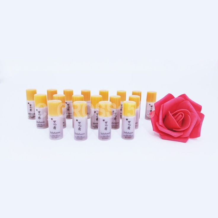 Sulwhasoo First Care Activating Serum EX 4ml Sample Essence 18 pcs AMORE PACIFIC #Sulwhasoo