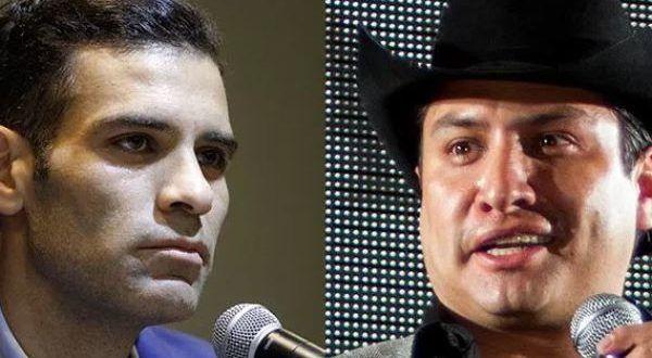 Jugador de fútbol de México, Rafael Márquez, y el cantante de música norteña, Julión Álvarez, niegan vínculos con cártel de narcotráfico