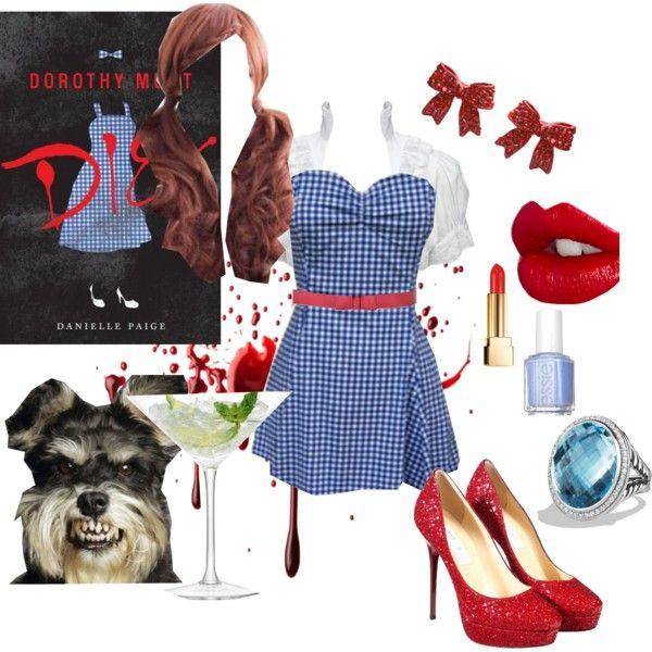 Dorothy- Dorothy Must Die by averydane #dorothymustdie