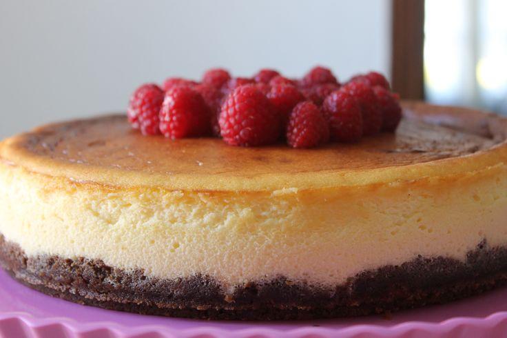 Vanilla Cheesecake :: Cheesecake de Baunilha