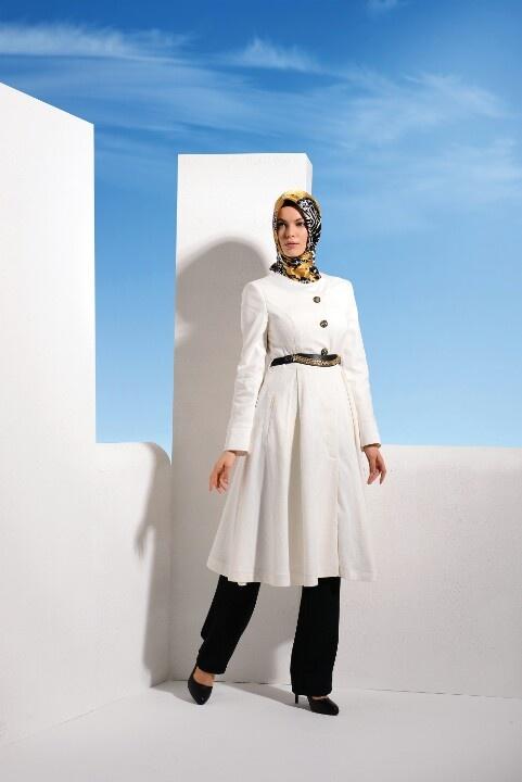 SETRMS #Pardosu #Coat #Hijab