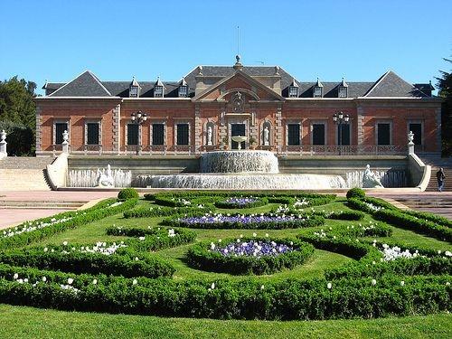 Palacio Albeniz, Spain