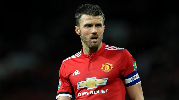 Carrick to be offered Manchester United coaching role when he retires #News #Football #ManUtd #MichaelCarrick #PremierLeague