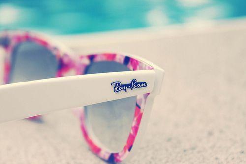 ray ban <3Rayban, Pink Summer, Shades, Summer Fashion, Ray Bans Outlets, Aviators Sunglasses, Beach, Hello Summer, Ray Bans Sunglasses