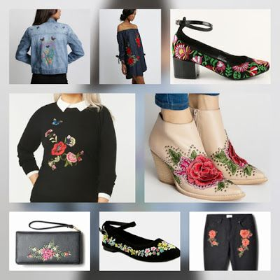 Fashion Meets Friday: Embroidery Trend