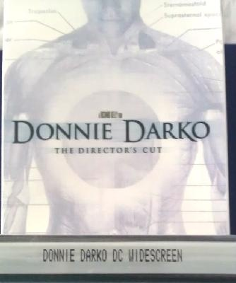 Donnie Darko Directors Cut (new & unopened)