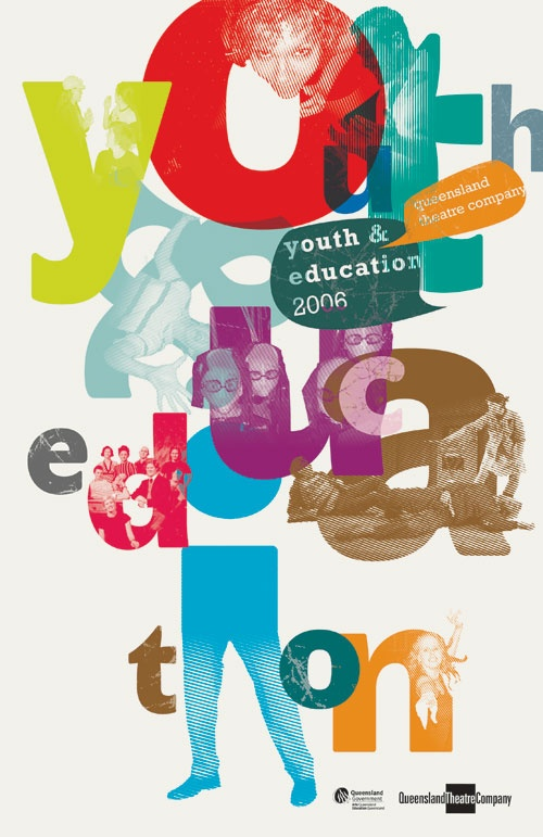 'Youth and Education'. Inkahoots. 2006. [Theatre programme/poster].