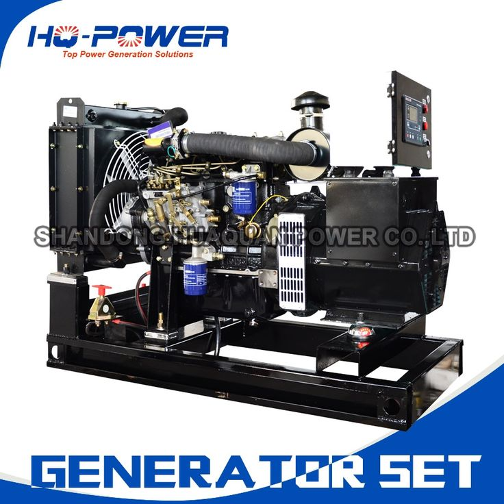 (2284.00$)  Know more  - cheap price small size residential power diesel generator 20kva