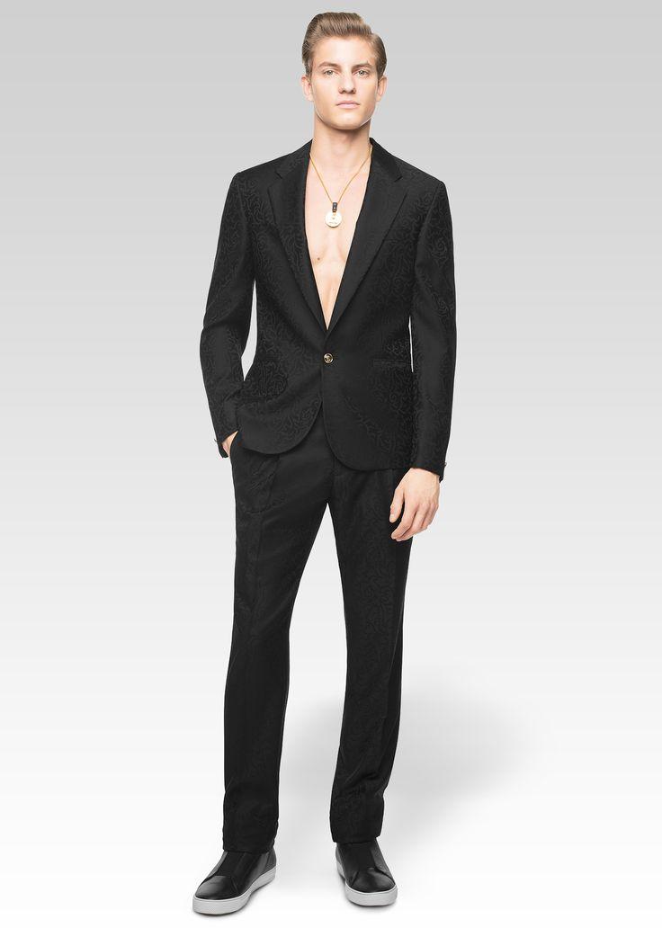 Smart audacity. Discover the #Versace Men's Pre-Spring ...