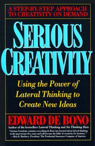 PDF EDWARD BONO CREATIVITY SERIOUS DE
