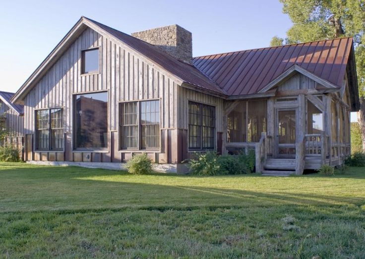 17 best images about creek side livin 39 on pinterest for Custom home builders wyoming