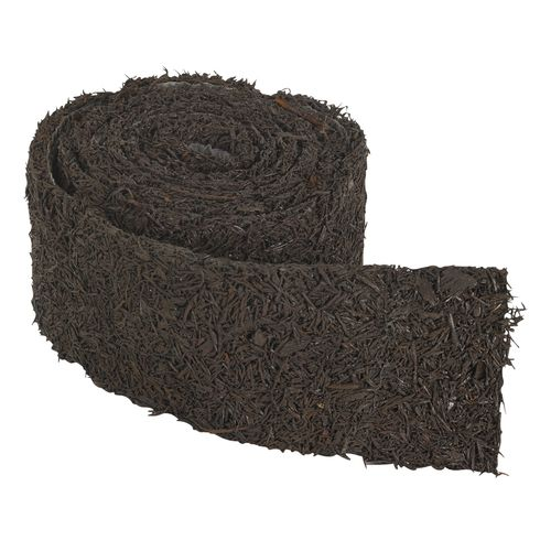 Perm-A- Mulch Rubber Edge Border. This would work great under my fence!
