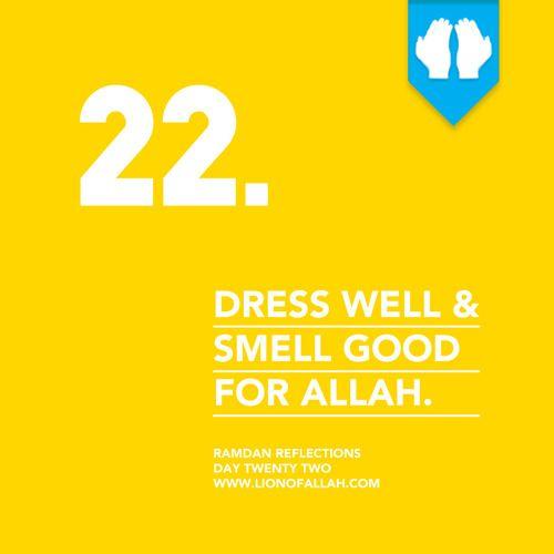 Ramadan Reflections: Day Twenty Two