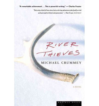 """River Thieves by Michael Crummey . . . read in 2005 because I loved 'The Wreckage' so much . . . Newfoundland, early 1800s, David Buchan wants to establish communication with the last of the Beothuks - the native peoples.  The expedition goes 'horribly awry' and it becomes clear that there is no way for these people to avoid extinction as long as 'white men' continue to settle in Nfld.  The book exposes the senselessness of such extinctions, and the baseness of human nature.""""  Recommended"""