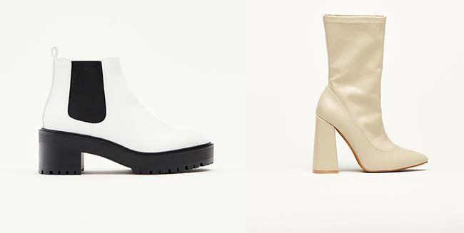 Tú decides: botas blancas, ¿sí o no?
