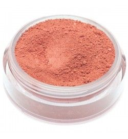 Blush Origami Neve Cosmetics. Tonalità rosa corallo intenso.