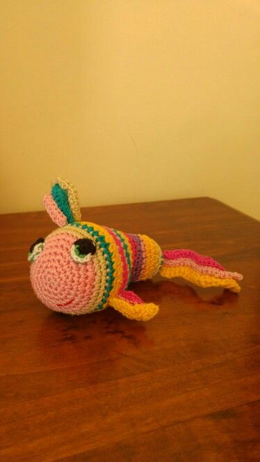 Amigurumi Sweet Fish