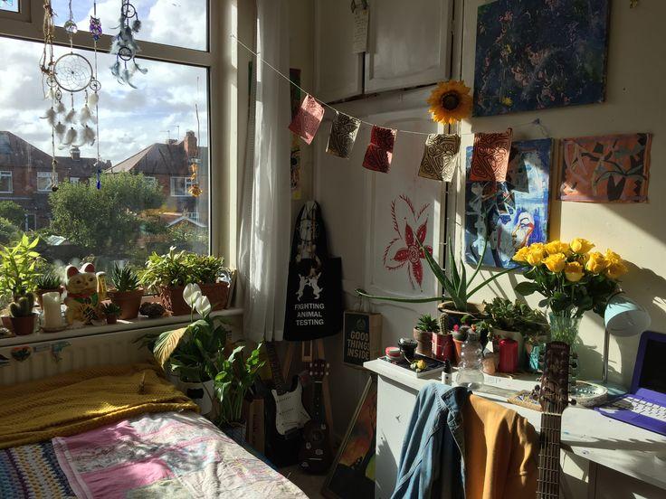 Room Ideas Aesthetic Grunge Plants