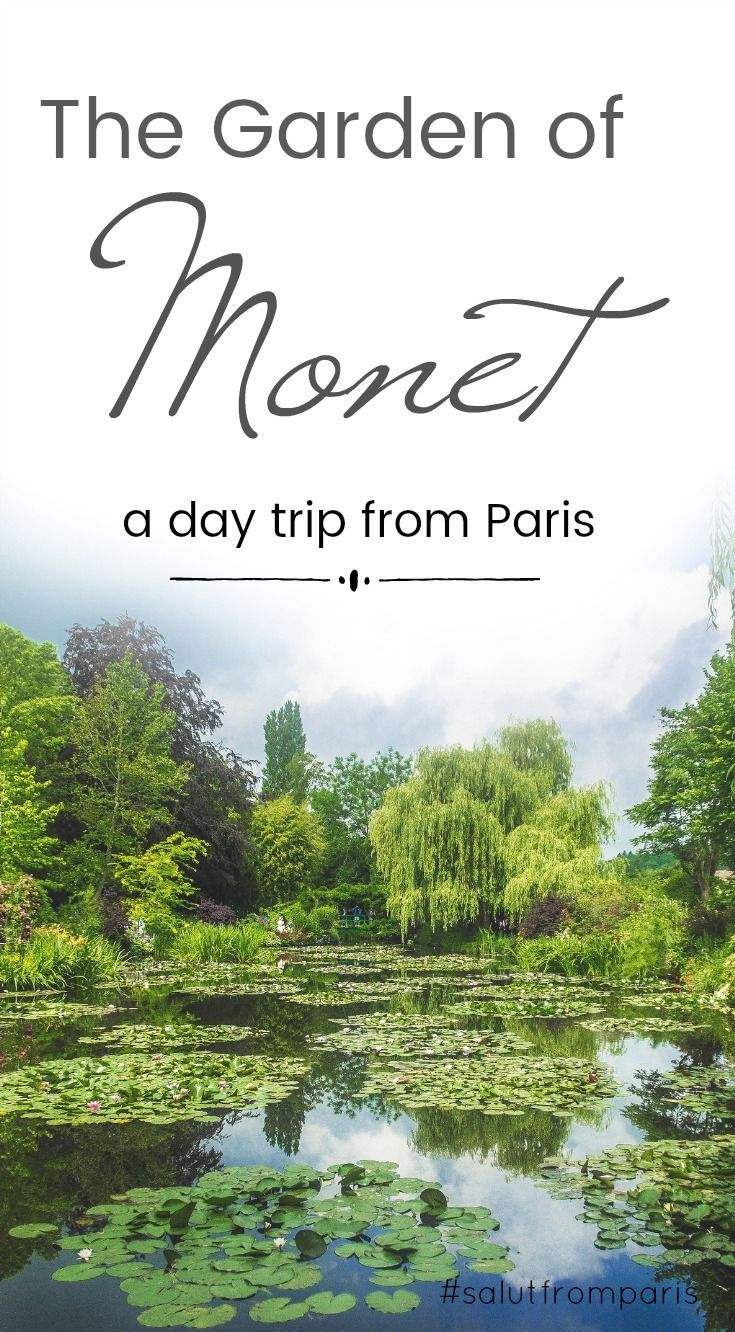 Take a day trip from Paris and explore more of France than just Paris. Check out this 10 nicest day tours from Paris to stunning locations and destinations around Paris. Visit some of the most beautiful locations in France: Étretat, Champagne, the Castles in the Lore Valley, the beaches in the Normandie... the Garden of Monet in Giverny.. thats just some of the day tours from Paris, see more!