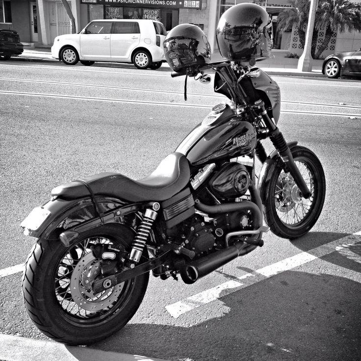 Cars And Coffee San Diego >> FXDB DYNA | Harley Davidson | Pinterest