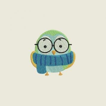 Winter owls 05 | Spookies Treasures