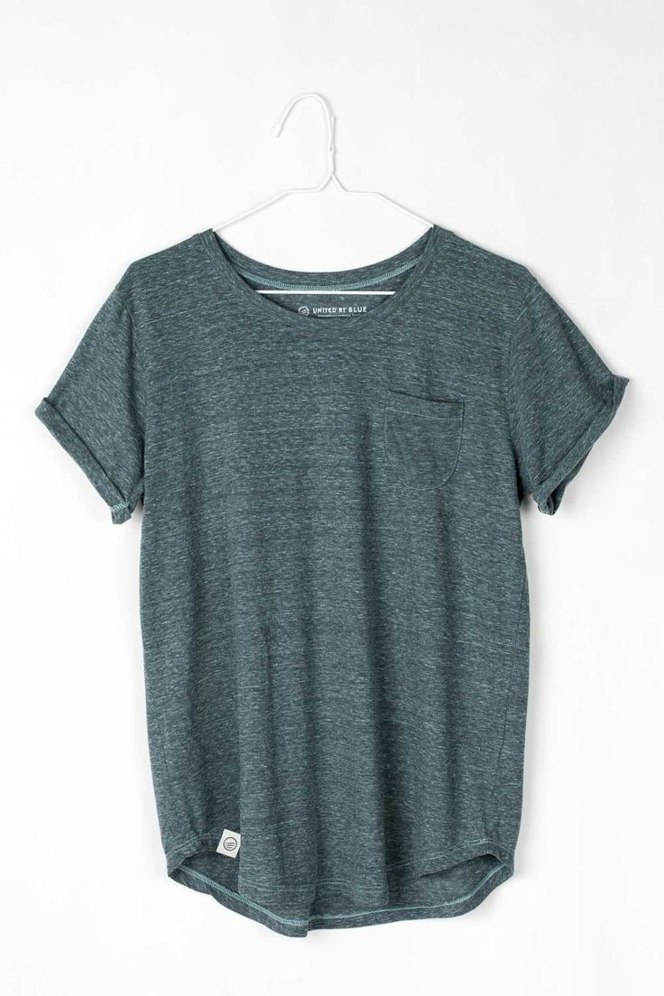 Womens Standard Pocket Tee | United By Blue