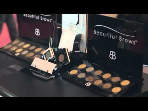 Beautiful Brows - Semi permanent (24h) makeup video tutorial for eyebrows