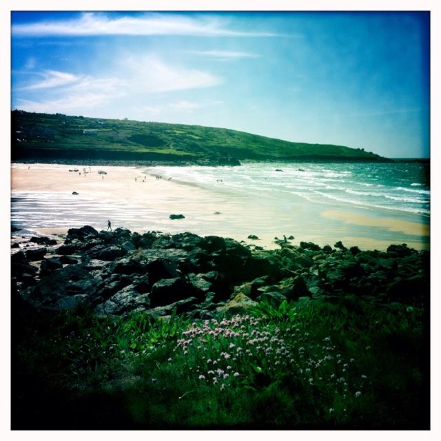 Porthmeor Beach, St. Ives