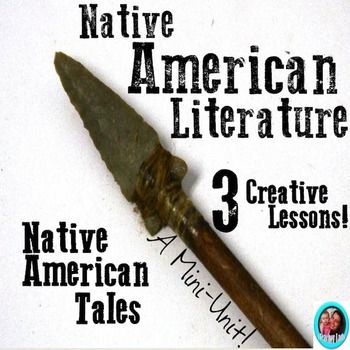 Native American Literature can be a fun way to get your kids excited about the past, as well as gain a further understanding of America's earliest authors! Inside this mini-unit, students will be able to read a Native American creation myth, answer study questions, and compare with out creation stories around the globe.