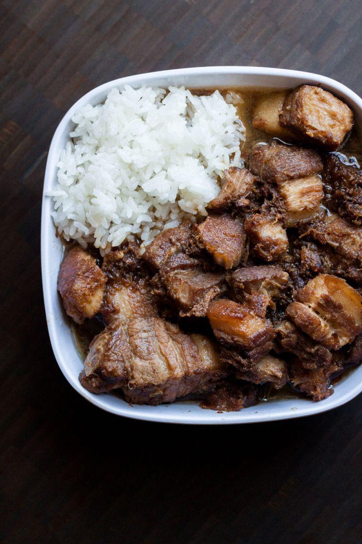 Pork Adobo thedomesticman.co…