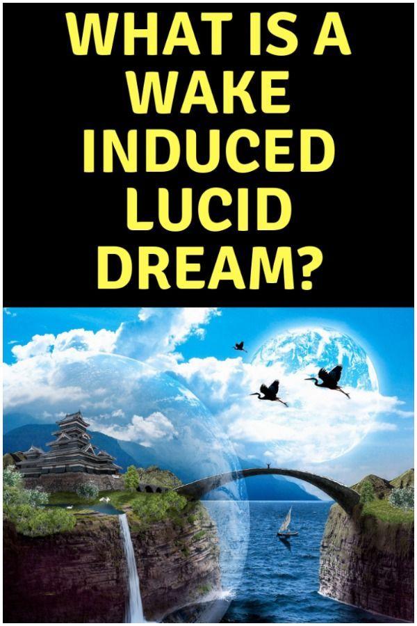 Wake Induced Lucid Dream Tonight - W I L D  Technique Tutorial