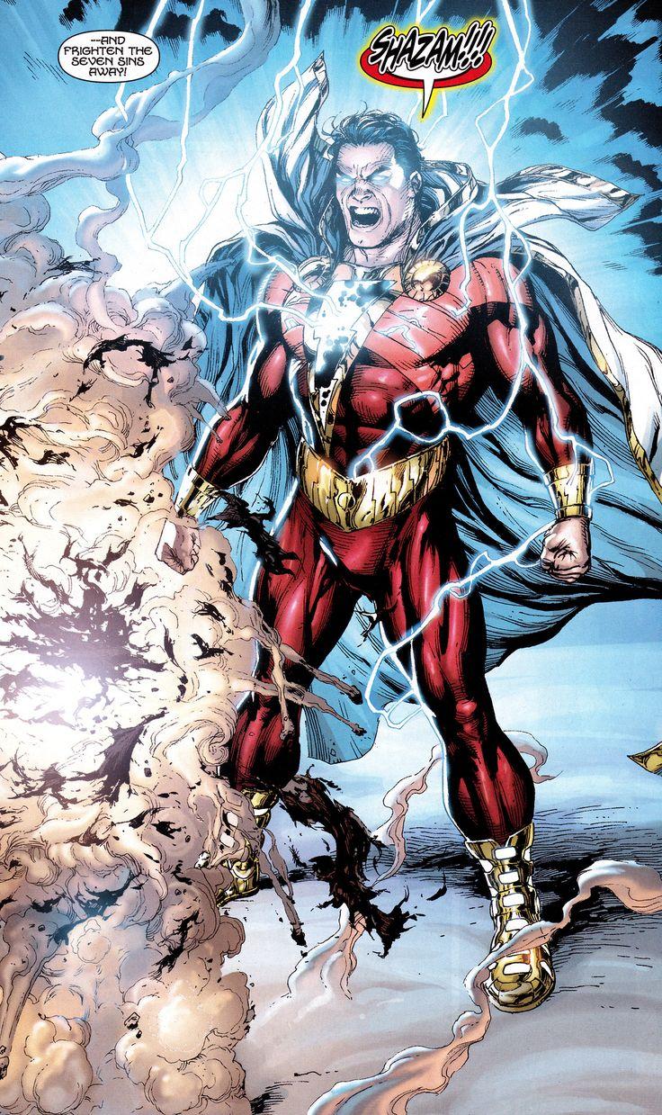 Shazam! (JL #21)