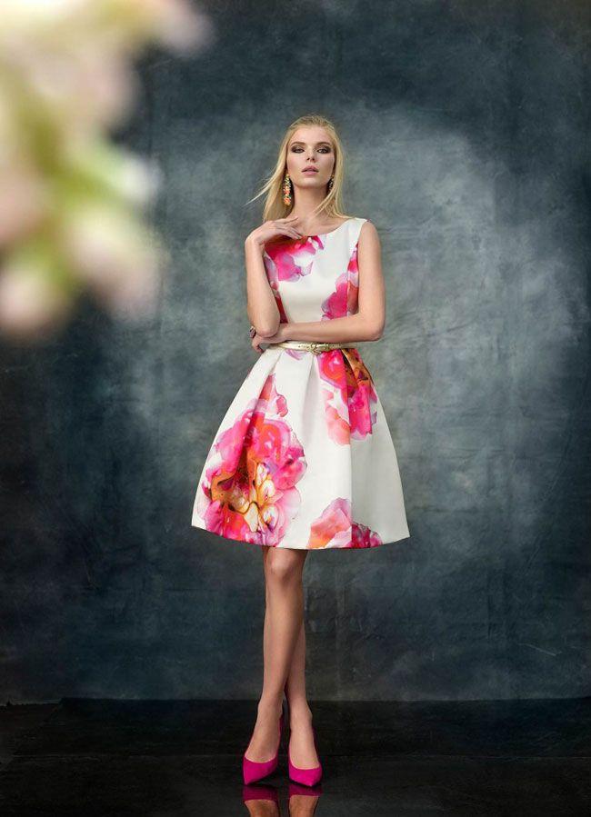 Outfit Bon Ton Cerimonia 2016 Carla Ruiz