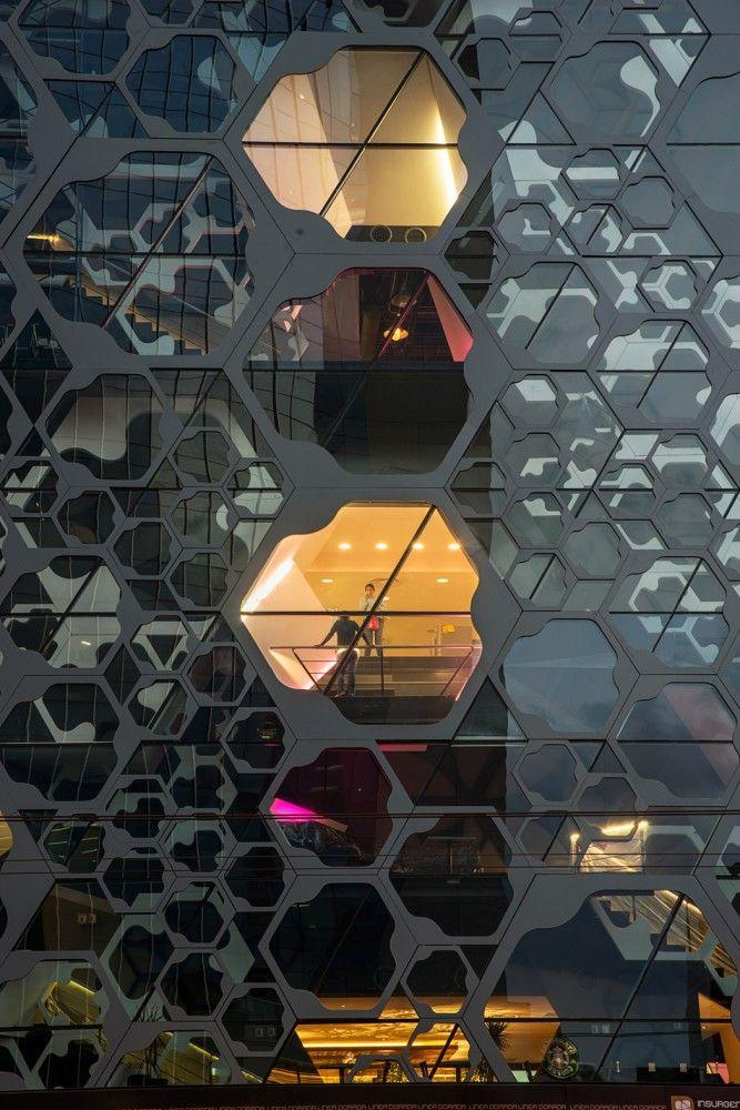 Tienda Departamental Liverpool Insurgentes / Rojkind Arquitectos | #wallcandy