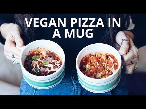 How To Make Microwave Pizza Mugs Mug