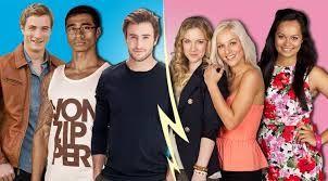 Josh, Vinnie, Ambo guy, Emma, Kylie and Ula