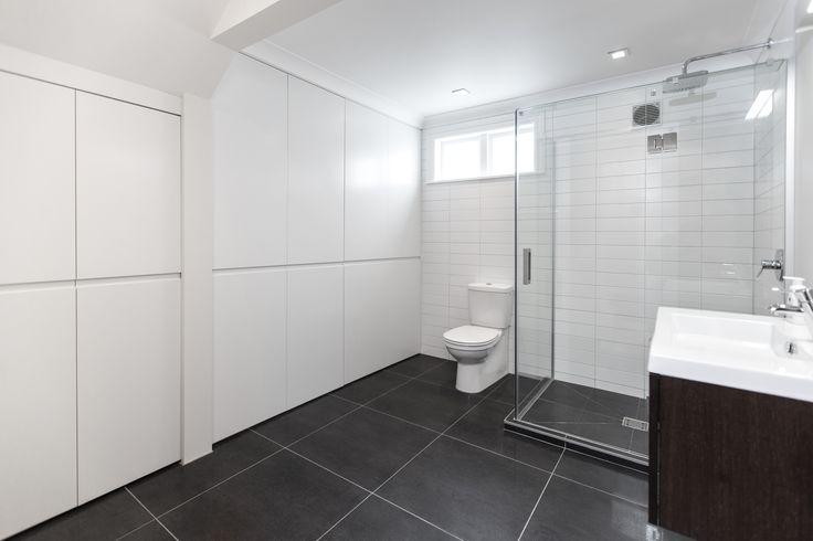 Bathroom 503. Sally Steer Design. Wellington New Zealand.