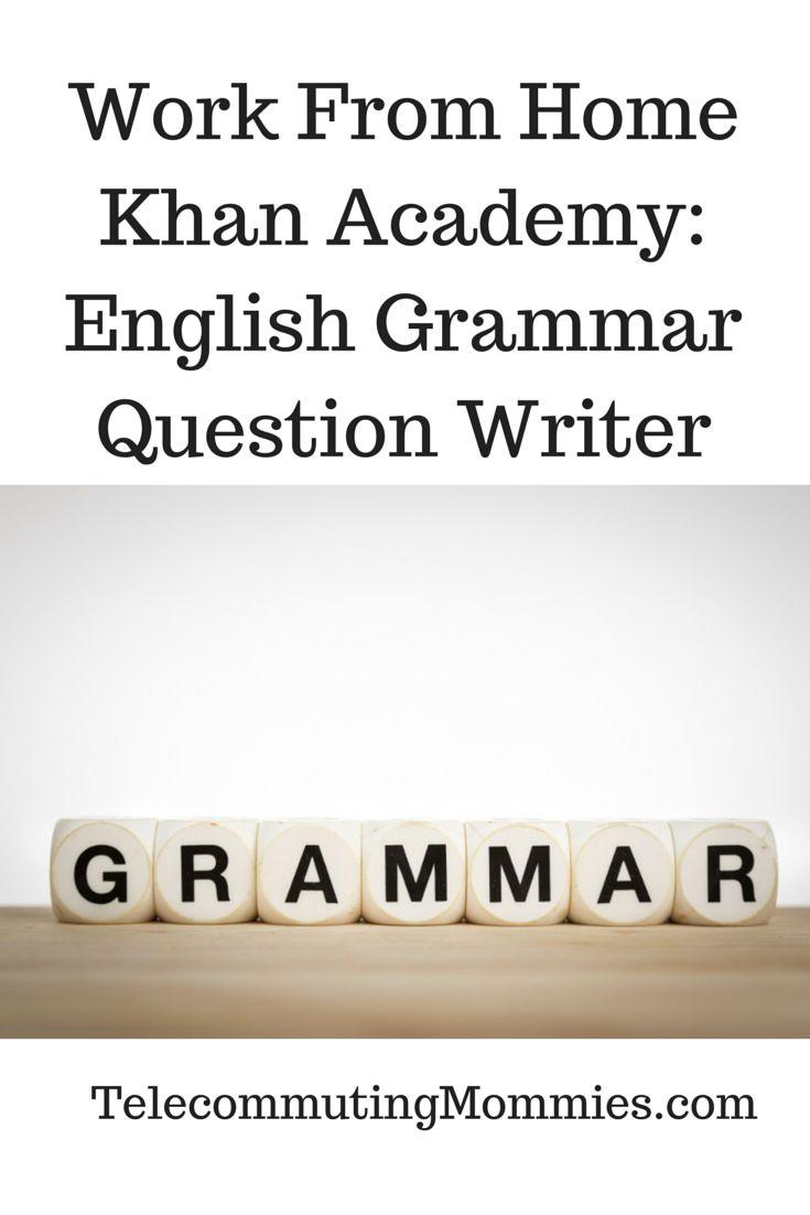 how to get a job at khan academy