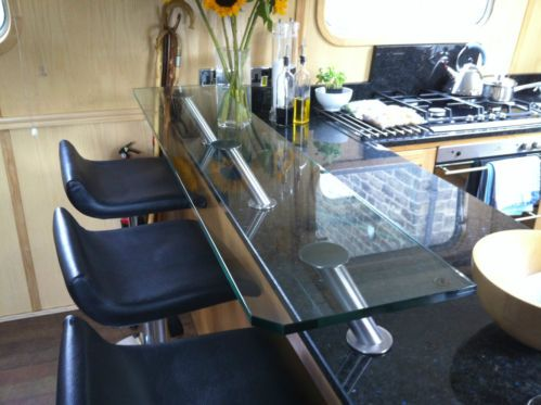 17 best images about boat on pinterest boats bespoke for Boat galley kitchen designs